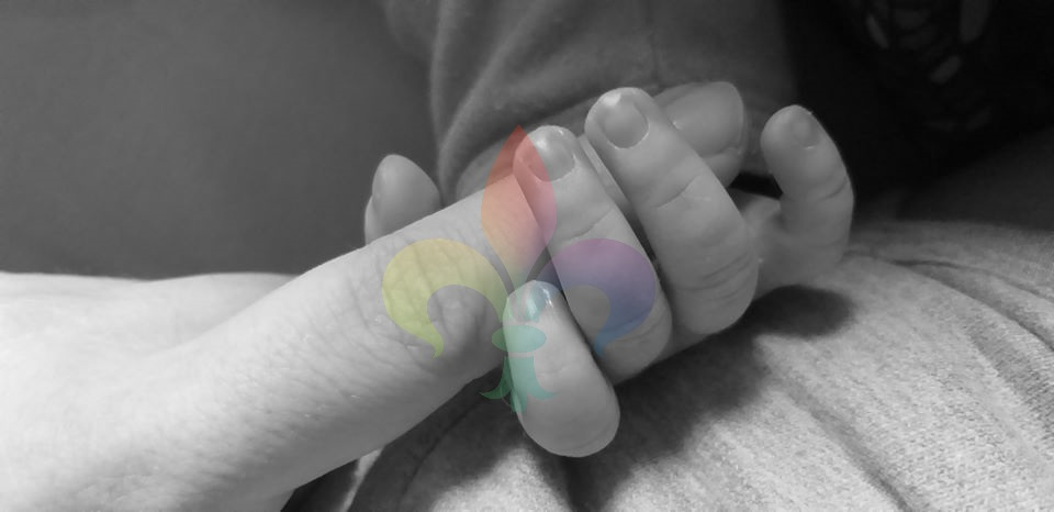 manuta de bebelus