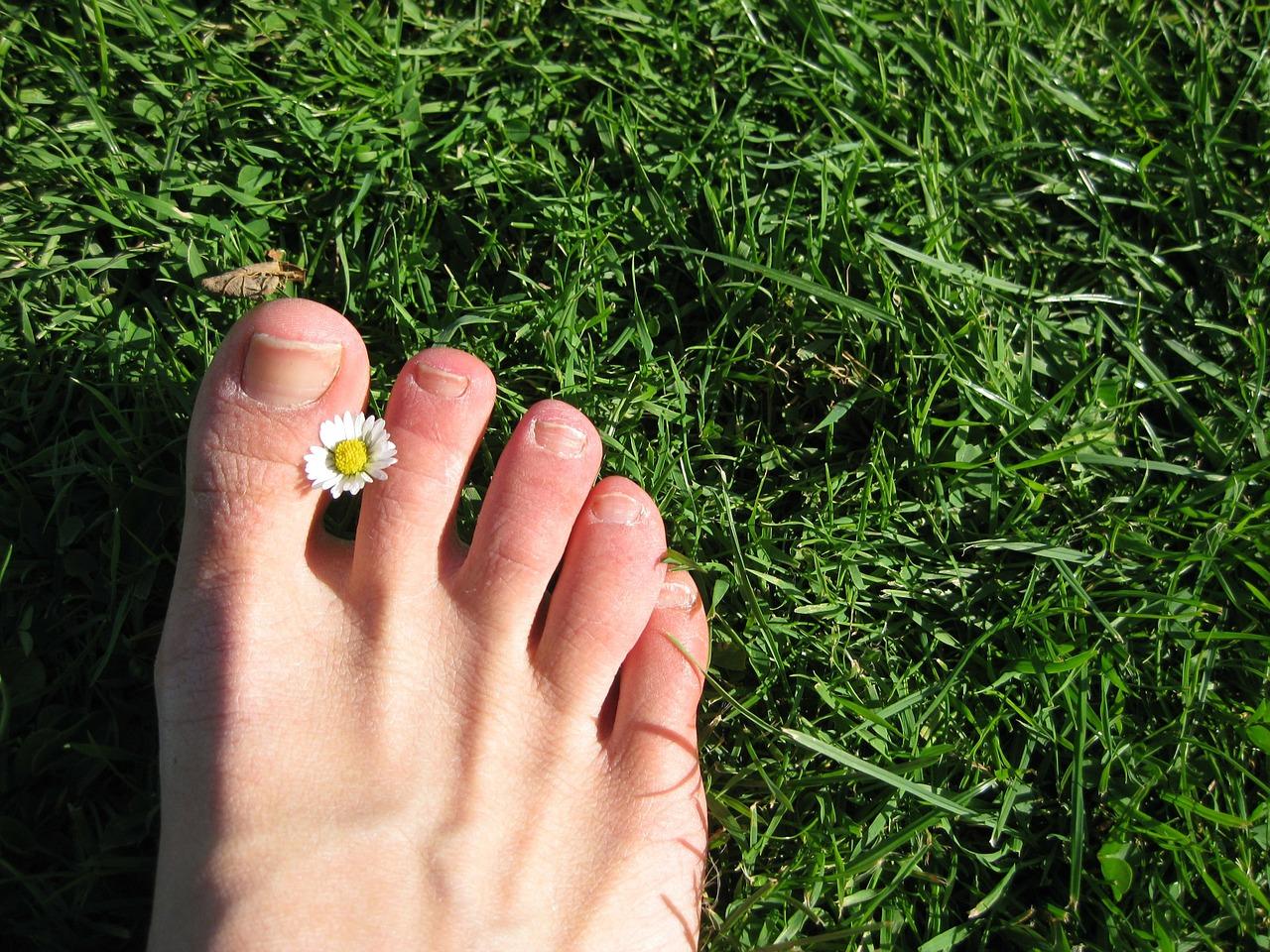unghii de la picioare